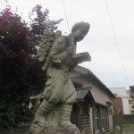 柿川夜桜閑話 17 千歳諏訪神社